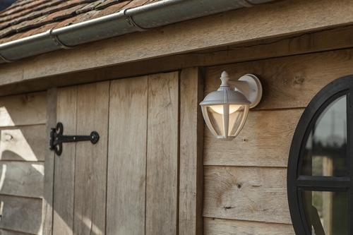 Venkovní nástěnná lampa Lutec UNITE