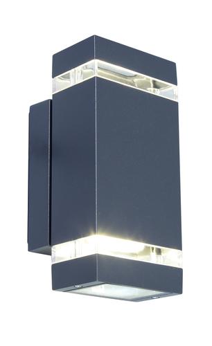 Venkovní nástěnná lampa Lutec FOCUS