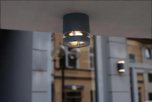 Lutec FOCUS venkovní stropní lampa