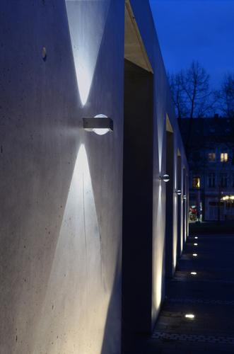 Venkovní lampa Lutec CRYSTAL