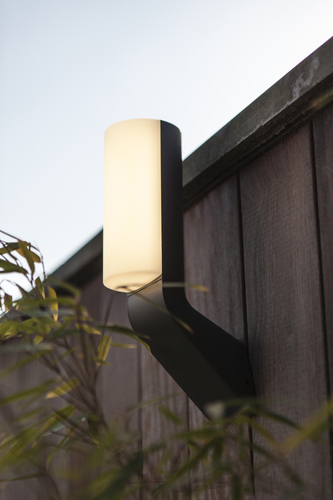 Moderní Lutec BATI venkovní nástěnná lampa