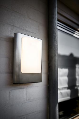 Venkovní nástěnná lampa Lutec FACE