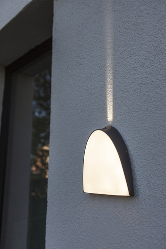 Venkovní lampa Lutec APOLLO