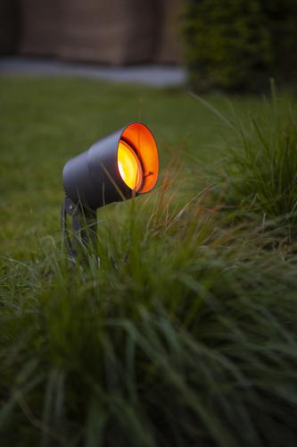 Venkovní lampa pro osvětlení stromů a keřů Lutec EXPLORER