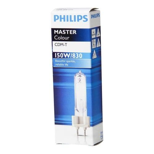 Żarówka Philips Master Colour CDM-T 150W/830 G12