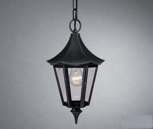 Závěsná venkovní lampa Allum CLASSICA 1.600 / 01-60