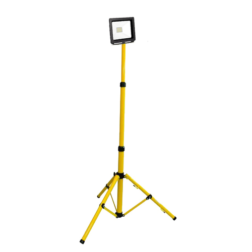 Tenký přenosný LED reflektor 120W 6400K