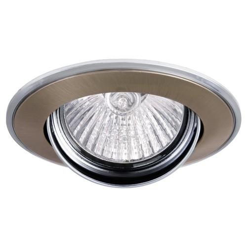 Svítidlo pro stropní osvětlení VERDE 50W, satén / chrom