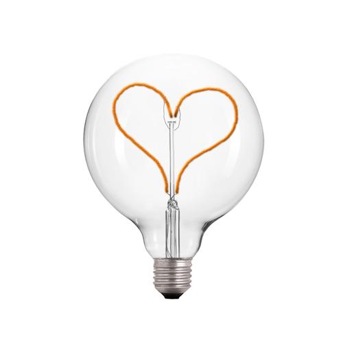 Dekorativní LED žárovka E27 3.5W 2000k 230V