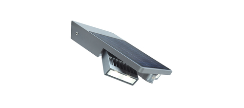 Venkovní solární lampa s pohybovým senzorem Lutec TILLY