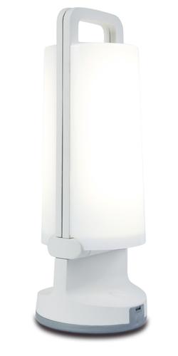 Solární stolní lampa Lutec DRAGONFLY