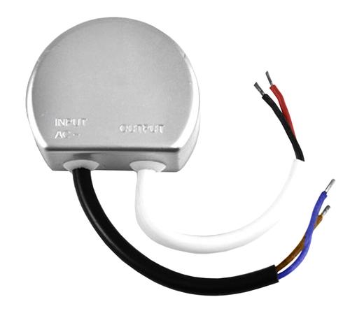 Napájení LED 12V IP65 10W kulaté