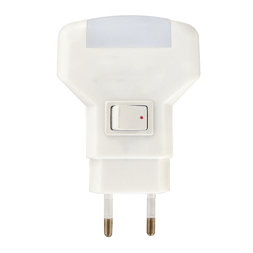 Mini lampka energooszczędna 1W 230V zielona
