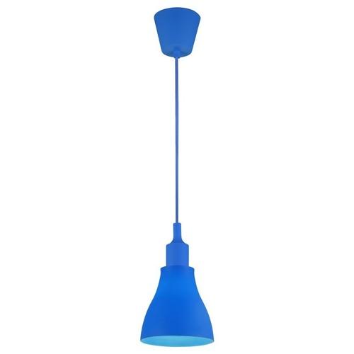 Stropní lampa Moderna K2 E27 60W modrá