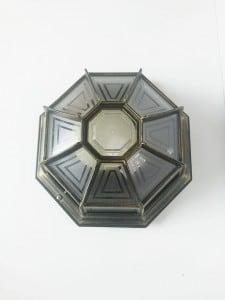 Vnější nástěnné svítidlo Allum CLASSICA 3.184 / 03-60 small 0