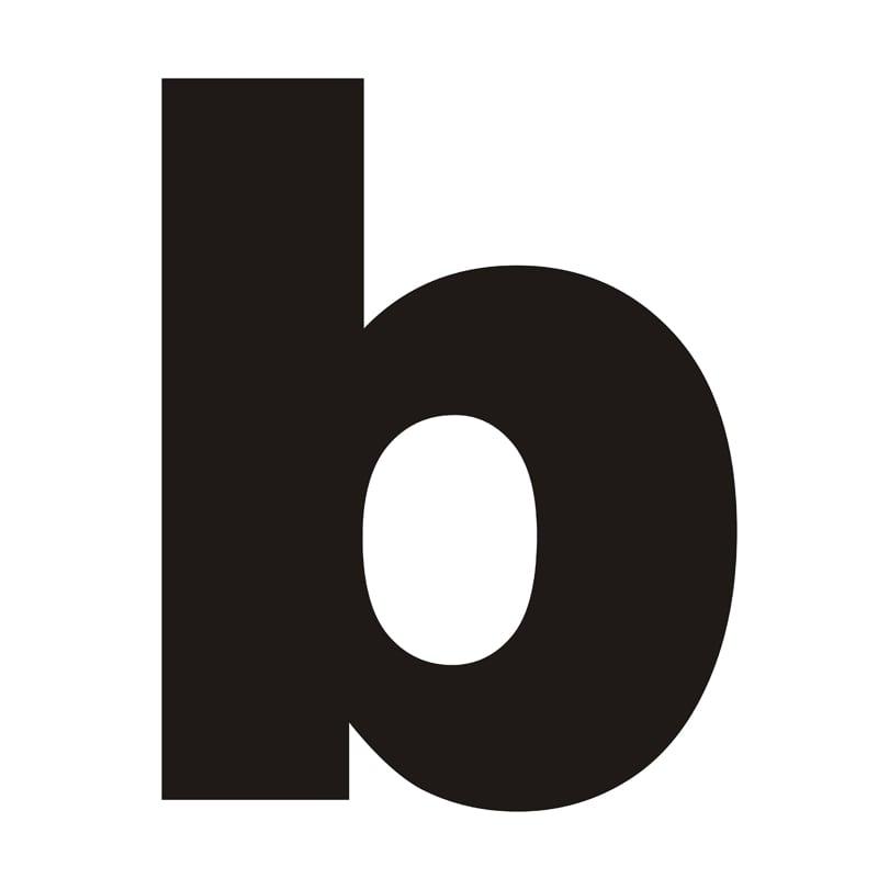 Dopis na dům b černá