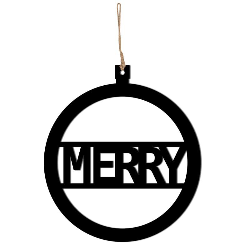 Vánoční přívěsek MERRY