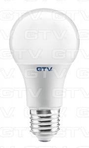 GTV LED žárovka E27 A60 10 W 840 lm EMPTY 60W A + small 0