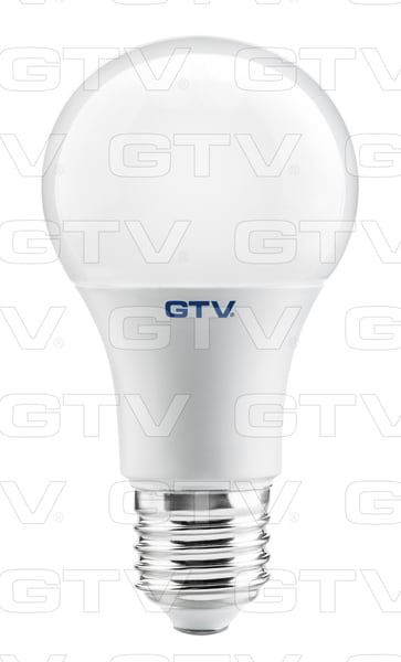 GTV LED žárovka E27 A60 10 W 840 lm EMPTY 60W A +