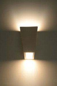 Keramická nástěnná svítidla FUTURO small 2