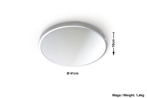 Strop SOLAR 40 chrom small 3