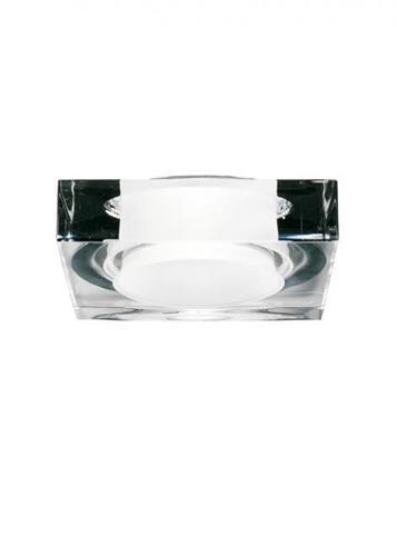 Fabbian Faretti D27 7W GU5,3 - transparentní - D27 F10 00