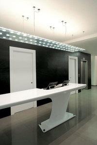 Závěsná lampa Fabbian Sospesa D42 10W L - průhledná - D42 A09 00 small 9