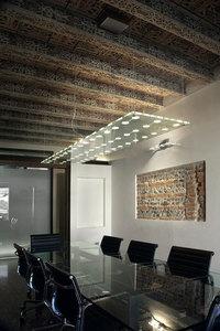 Závěsná lampa Fabbian Sospesa D42 5W L - průhledná - D42 A21 00 small 5