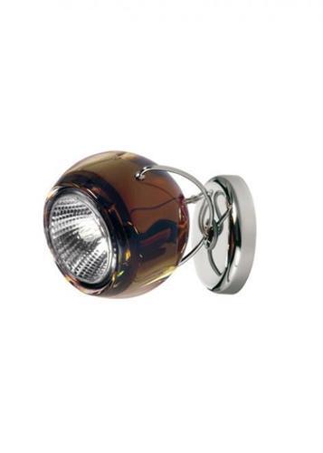 Nástěnná lampa Fabbian Beluga Barva D57 7W - měď - D57 G13 41