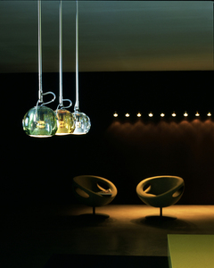 Fabbian Beluga Color D57 7W stropní lampa Triple - měď - D57 G25 41 small 12