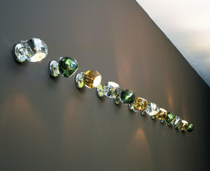 Fabbian Beluga Color D57 7W stropní lampa Triple - měď - D57 G25 41 small 8