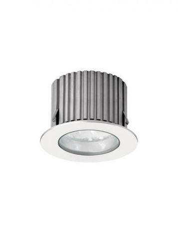 Zapuštěné venkovní příslušenství Fabbian Cricket D60 10W LED - 7,9 cm - IP67 - D60 F15 60
