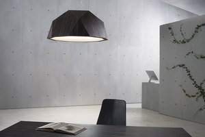 Závěsná lampa Fabbian Crio D81 8W 180cm - tmavé dřevo - D81 A17 48 small 4