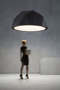 Závěsná lampa Fabbian Crio D81 8W 180cm - tmavé dřevo - D81 A17 48 small 5