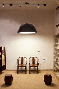 Závěsná lampa Fabbian Crio D81 8W 180cm - tmavé dřevo - D81 A17 48 small 7