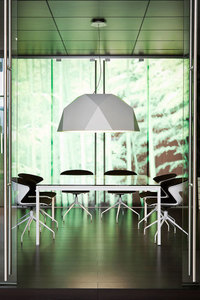 Závěsná lampa Fabbian Crio D81 8W 180cm - tmavé dřevo - D81 A17 48 small 9