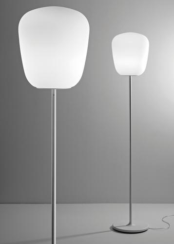 Fabbian Lumi F07 stojací lampy 22W 33cm - F07 C07 01