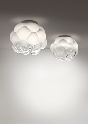 Fabbian Cloudy F21 stropní lampa 40cm - F21 E05 71