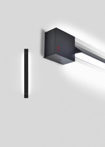 Kinkiet Fabbian Pivot F39 23W 2700K - Antracyt - F39 G02 21