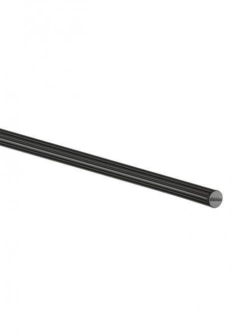 Elektrické příslušenství Fabbian Freeline F44 8W Rod 3m - Black - F44 M13 02