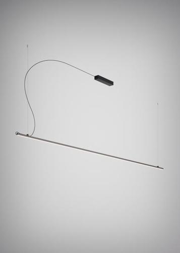 Závěsná lampa Fabbian Freeline F44 2W 3m - černá - F44 A06 02