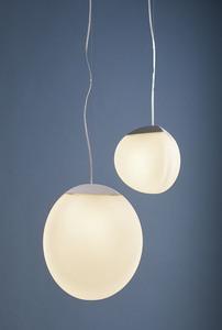 Závěsná lampa Fabbian Fruitfull F51 14W 26,5cm 2700K - bílá - F51 A04 01 small 4
