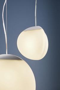 Závěsná lampa Fabbian Fruitfull F51 14W 26,5cm 2700K - bílá - F51 A04 01 small 6