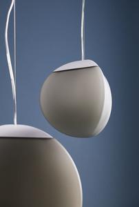 Stolní lampa Fabbian Fruitfull F51 14W 22cm 3000K - kouřová - F51 B01 58 small 5