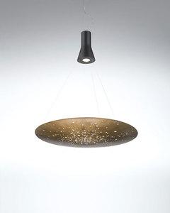 Závěsná lampa Fabbian Lens F46 24W 161x152cm - Hnědá - F46 A07 76 small 7