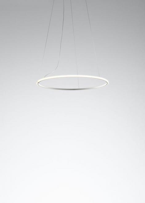 Závěsná lampa Fabbian Olympic F45 56W 80,2cm 3000K - bílá - F45 A01 01