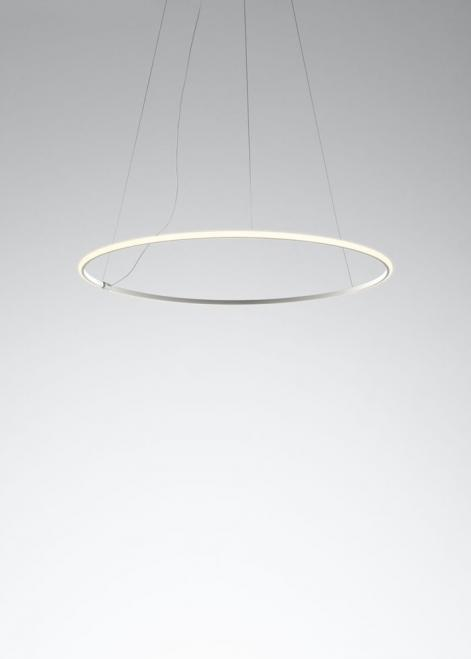 Závěsná lampa Fabbian Olympic F45 76W 108,7cm 3000K - bílá - F45 A03 01