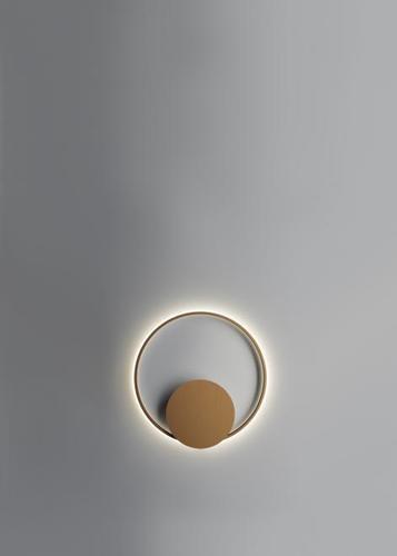 Nástěnná lampa Fabbian Olympic F45 45W 60.2cm 2700K - Bronz - F45 G02 76