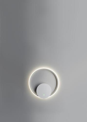 Nástěnná lampa Fabbian Olympic F45 45W 60,2cm 3000K - bílá - F45 G51 01