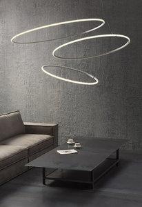 Nástěnná lampa Fabbian Olympic F45 56W 80cm 2700K - bílá - F45 G04 01 small 7